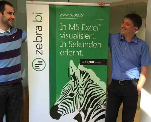 Zebra BI ready to launch on HICHERT@IBCS conference in Frankfurt