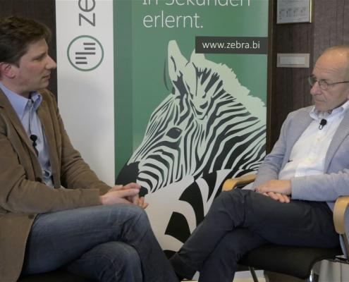 Zebra BI Hichert Interview - Video Screenshot