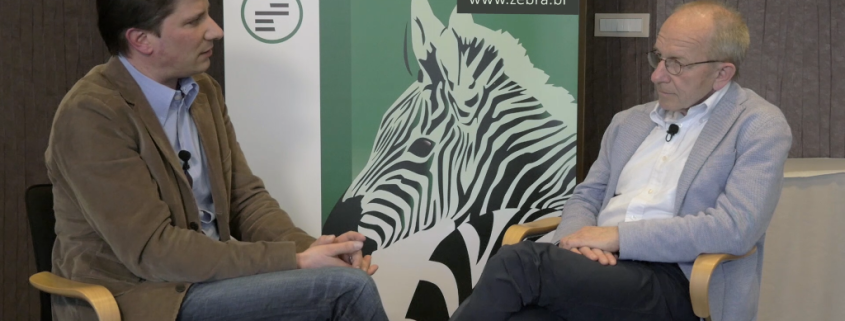 Zebra BI Hichert Interview - Video Screenshot