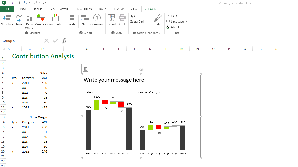 Excel Chart Add-in - Zebra BI