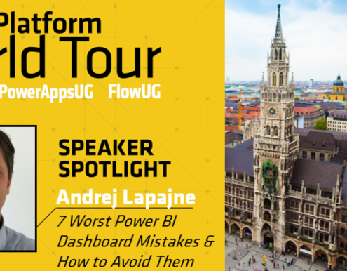 Zebra BI Munich Power Platform World tour DAX tricks Power BI dashboards mistakes examples