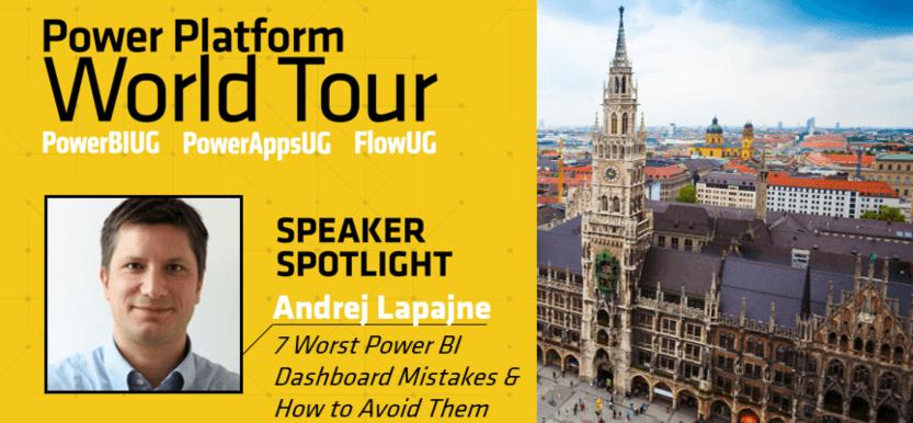 Zebra BI Munich Power Platform World tour DAX tricks Power BI dashboards mistakes examples