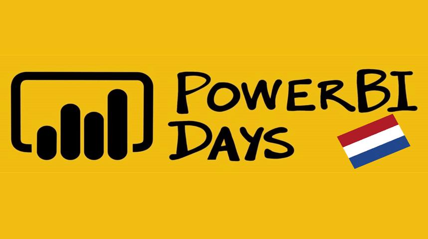 Netherlands Power BI Days event