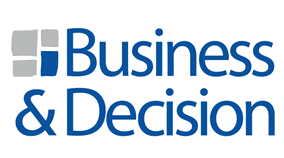 Business & Decision logo, partner of Zebra BI