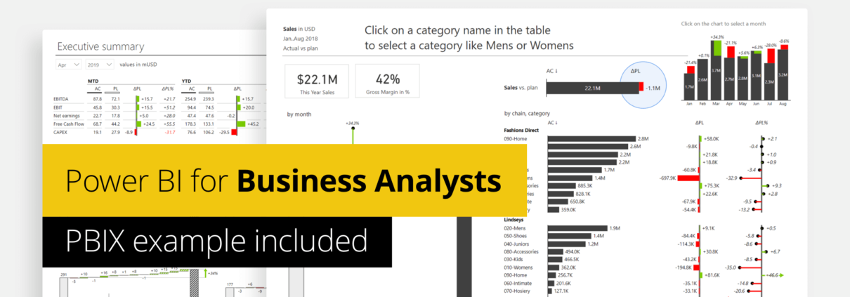 Power BI for Business Analysts