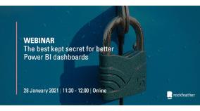 The Best Kept Secret for Better Power BI Dashboards (Rockfeather) event
