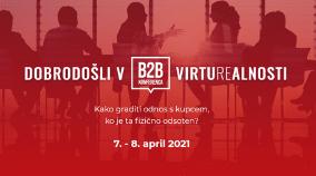 B2B Conference - Slovenia event