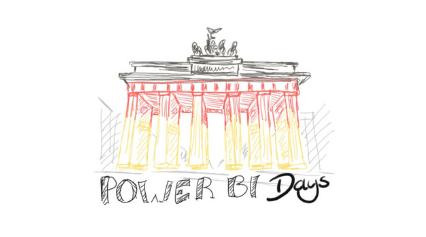 Power BI Days Germany event