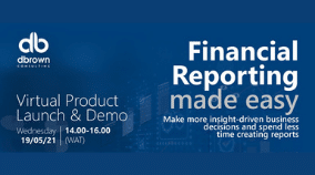 Financial Reporting Made Easy (FRME): DBrown Consulting event