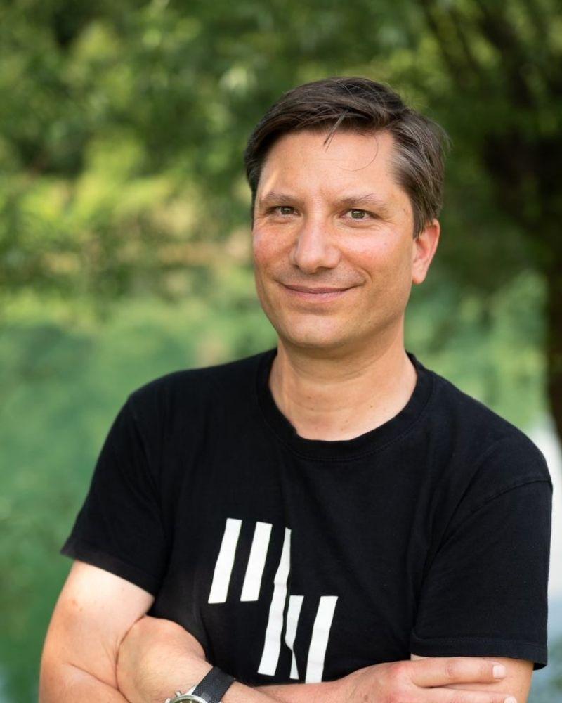 Andrej Lapajne Zebra BI CEO Founder
