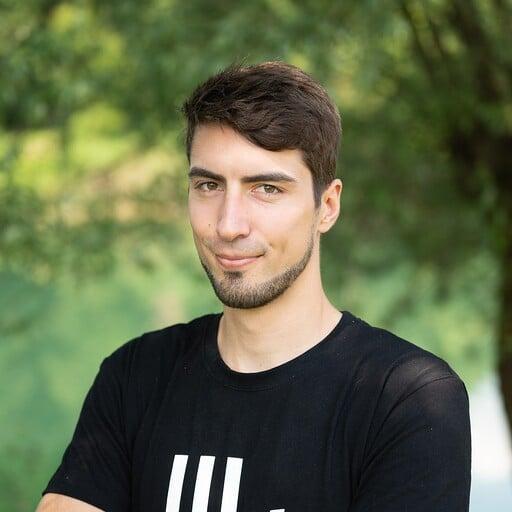 Mark Leskovsek Zebra BI - BI Specialist